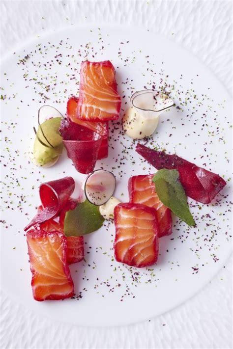 cuisine radis noir saumon de norvège sucré et salé jus de betterave radis