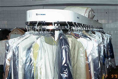 dry cleaners for commercial inspectors internachi