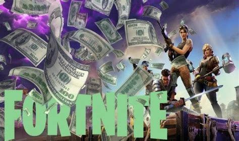 fortnite money reaches incredible height     game