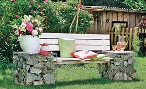 steinkorb aus draht wege zaune selbstde With feuerstelle garten mit balkon abdichten mit flüssigkunststoff