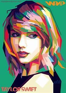 Taylor Swift | WPAP ART GALLERY