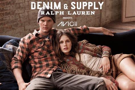 Avicii X Denim & Supply Ralph Lauren