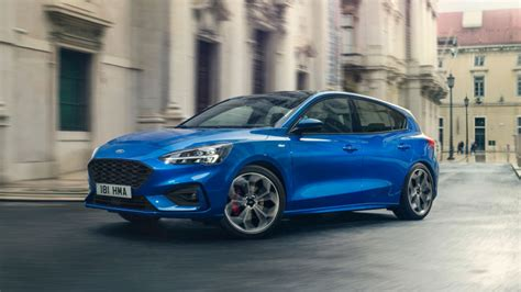 The 2019 Ford Focus Actually Looks Really Good