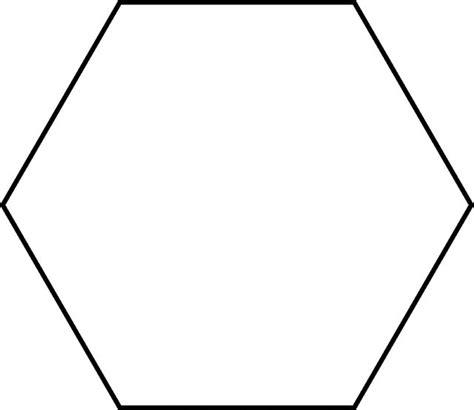 large hexagon  pattern block set sewing quilting