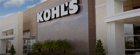 Kohl's Corporate Website Home
