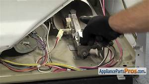 Dryer Flat Style Igniter  Part  4391996  - How To Replace