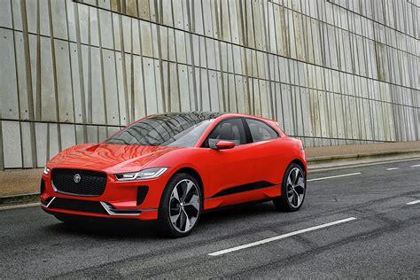 Jaguar Electric Suv To Debut At 2017 Frankfurt Motor Show