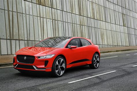 2019 Jaguar Ipace Price Revealed As The Electric