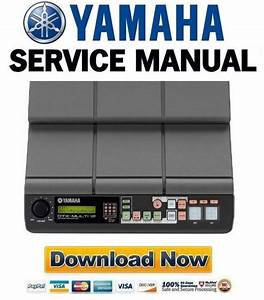 Yamaha Dtx-multi 12 Service Manual  U0026 Repair Guide