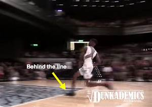 High schooler completes actual free-throw line dunk ...