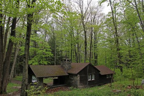 cabins for in pa the poconos for a pittance the new york times