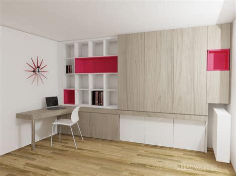 meuble bureau bibliotheque création de bibliothèques bureaux meubles salon sur