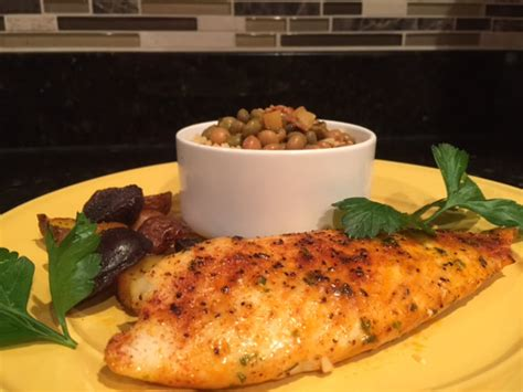 gandules guisados rice yellow saute herb grouper comments