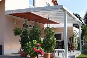 Terrassenuberdachungen sr uberdachung for Terrassenüberdachung mit beschattung