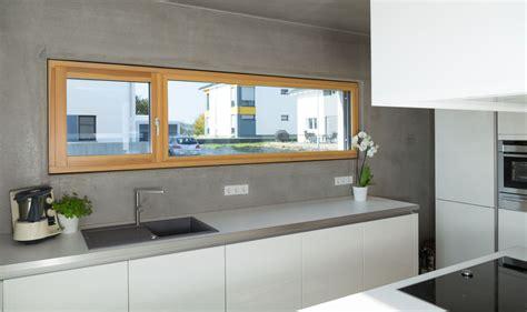 Moderne Häuser Mit Holzfenster by Neubau Einfamilienhaus In Beton Schaefer Markdorf
