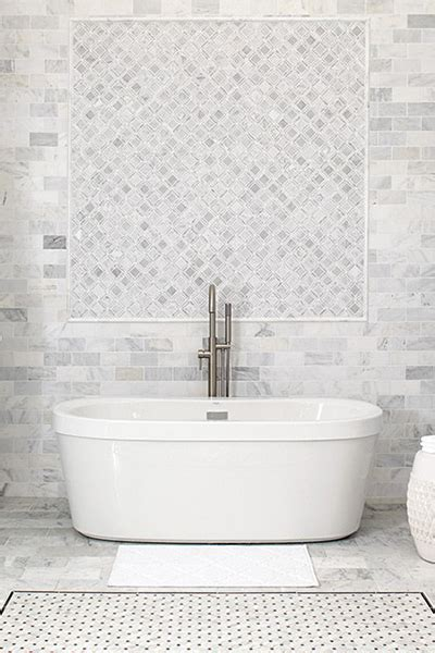 freestanding tub with shower flooring wall tile kitchen bath tile
