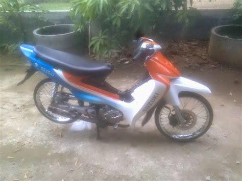 Modifikasi Motor Smash 2005 by Modifikasi Motor Smash 110 Cc Thecitycyclist