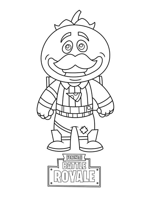 fortnite coloring pages   images print