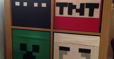 Minecraft Bedroom Drawers by Minecraft Bedroom Drawers Ikea Hacks Minecraft