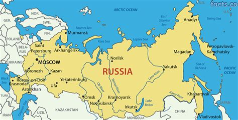 russia map blank political russia map  cities hc