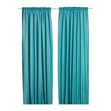 ikea vivan curtains blue the gallery for gt ikea vivan curtains turquoise