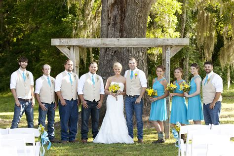 dream day wedding package at thompson farm and nursery