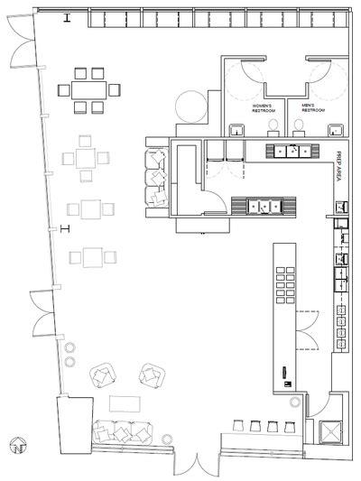 Student Work - CPTC Interior Design