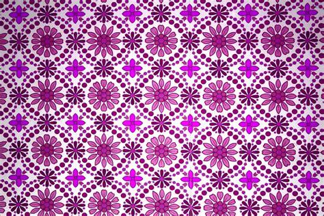 picture magenta color floral design textil texture