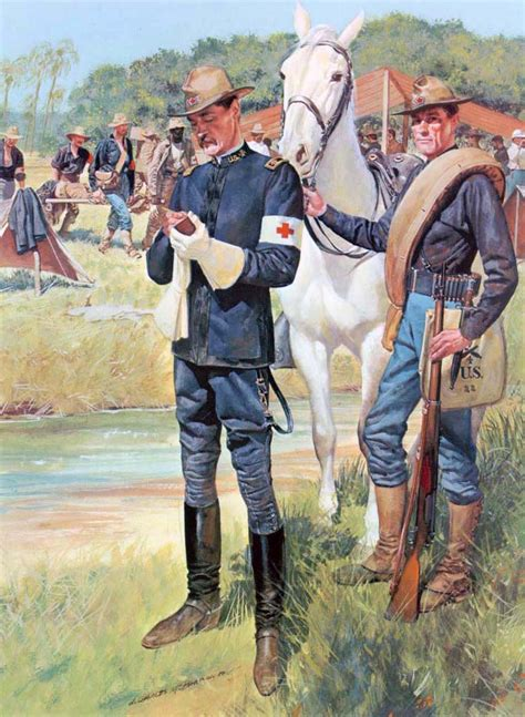 prints  posters  american soldier set  center