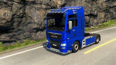 man tgx euro    truck mod euro truck simulator