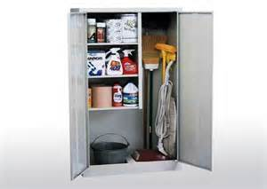 free standing broom closet popideas co
