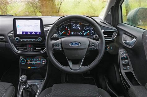 ford puma interior autocar
