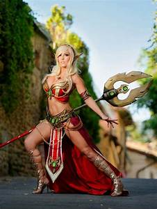 83 Best Images About World Of Warcraft Cosplay On