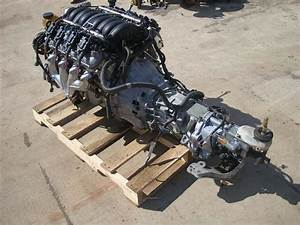 2006 Ls2 Engine  U0026 T56 6 Speed Trans Gto Drop Out Hotrod