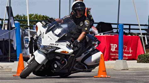 2014 Police Motorcycle Training & Competition Carlsbad Ca