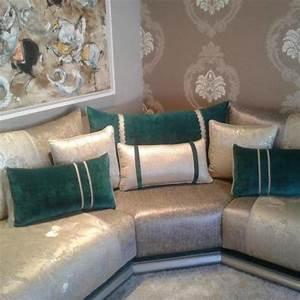 salon arabe pas cher salon marocain tapissier s with With tapis jaune avec magasin canapé paris pas cher