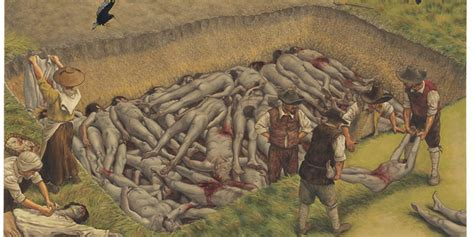 die schlacht bei luetzen und das massengrab der blutigsten