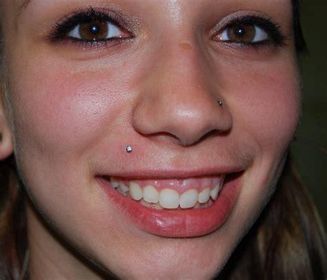madonna piercing procedure aftercare jewelry price