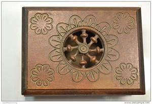 Boite A Bijoux En Bois : boite a bijoux ancienne en bois ~ Teatrodelosmanantiales.com Idées de Décoration