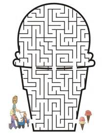 Printable Mazes Printable mazes for children's mind