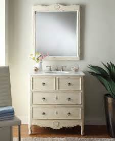 daleville 34 inch vanity hf081wp distressed cream