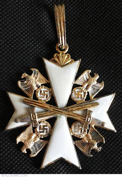 The Order Of The German Eagle 1st Class With Swords