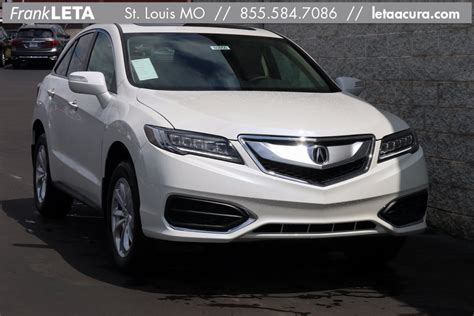new 2018 acura rdx awd with technology package 4d sport