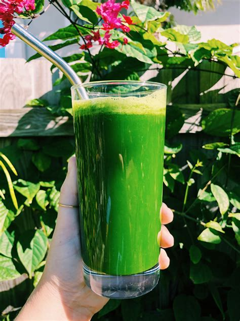kale juice recipe ever