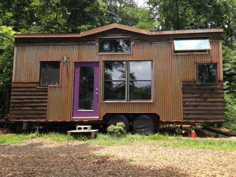 Woman's 246 Sq Ft $53k Tiny Home On Wheels