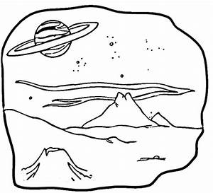 Coloring Planet Mars Drawing - Pics about space