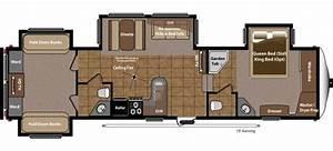 Montana Mounneer Fifth Wheel Floor Plans