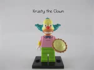 The Simpsons Krusty Clown LEGO
