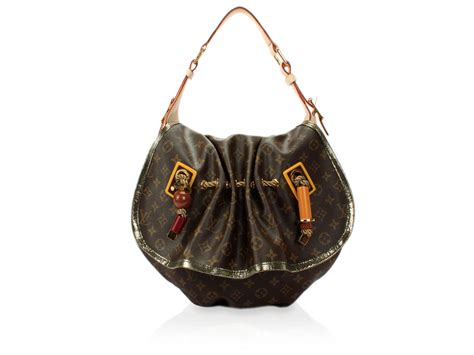 designer handbags on vintage designer purses photo