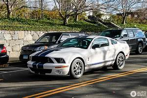 Ford Mustang Shelby GT500 - 21 November 2017 - Autogespot